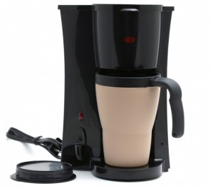 spy cam coffee maker